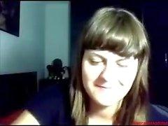 # 0383 - Skype tjej har kul