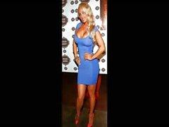 Blonde пупсик Николь Кокос Остина слайд-шоу горячие картин