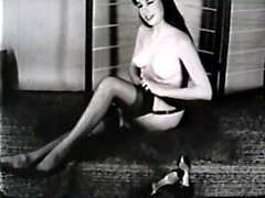 Softcore Nudes 618 50's and 60's - Scene 1