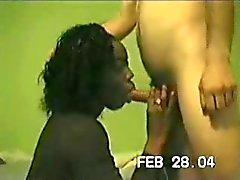Amateur Black Girls With White Boyfriends 52!