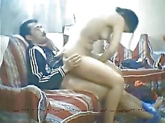 Egyptian Lady Fuck Between Two Men-Hot Video