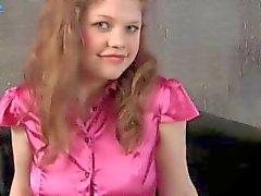 Natalie Pink Blouse