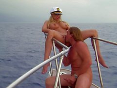 In the sea with Big tit mom Stormy Daniels