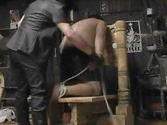 Schatten und sein Buddy Lycan mit Oralsex Video.