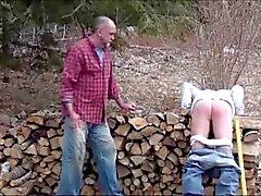 Hot daddy smiska hennes pojkvän ( 6 klipp )