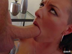 Christy Mack and Keiran Lee enjoy sexual psycology