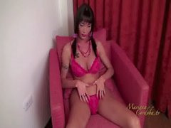 Mariana Cordoba shemale trailer sillon Rosa