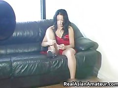 Real real asian amateur shows pantyhose part4