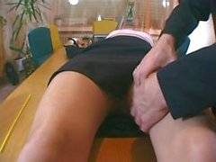 Office Tickling