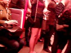 Auf der Schlampenjagd:) sexy metro whore:)