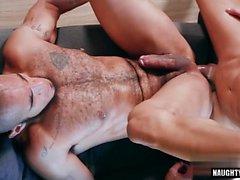 Latin Homosexuell Fußfetisch mit Gesicht