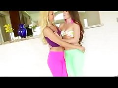Lola foxx et aaliyah love butt face 3