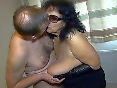 Sexy Mamie - Bukkake