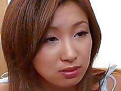 Saku is filled with cum