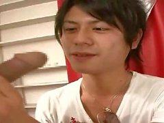 Due teenager Giappone propone i loro cazzi