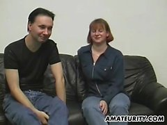 Mature chubby babe hardcore fucking