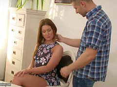 Regina Crystal Loves Pounding