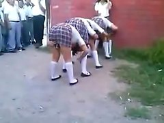 Pune Pune Ammattikoulu tyttö Funny Video kritiapte