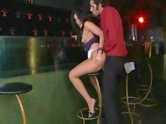 Madison bar ve berbat veeşek bu adamın horoz sikikleri