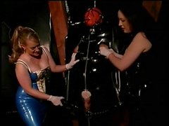 Latex Mistress's and rubberslave bitch