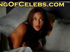 Megalyn Echikunwoke hot boobs and booty