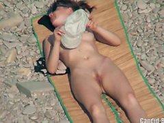Amateur Sexy Nudist Beach Ladies Hidden Voyeur Spy Camera
