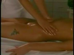 Erotic Lesbians Massage and Lick each other