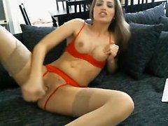 Nicole Enchanting Toying Post-Op Vagina