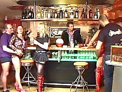 German swinger club EMANUELLE