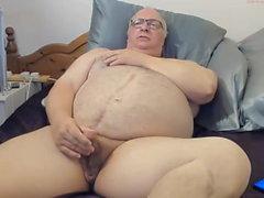 Isoisä cum webbikamera