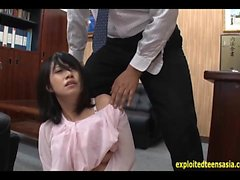 Jav Idol Ambushed And Fucked At The Interview