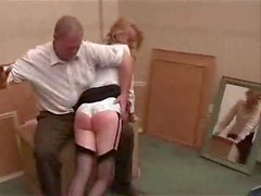 Mature Blonde Slut Punished Hard