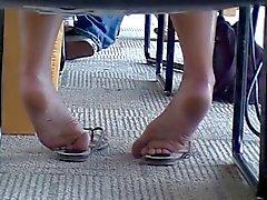 Candid feet #11