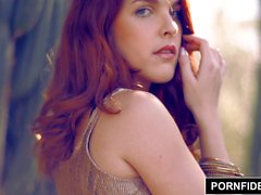 PORNFIDELITY Spanish Redhead Amarna Miller Rough Fuck