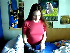 Polonyalı genç Amateur Teen Girl Homemade Fuck Loves