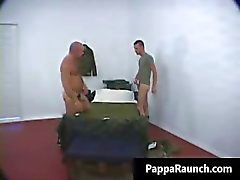 Nasty gay guy gets his stiff cock sucked part5