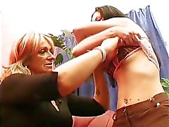 Old Grannies Young Panties 5 - scene 1