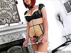 Tgirls von Danni ihr Sex-Sklavin von Eva Lin