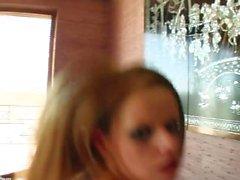 Дженни Н в полосе секс-сцены в Гонзо
