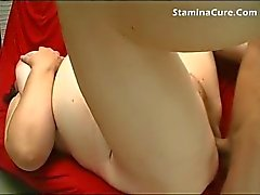 Mature BBW loves young cock
