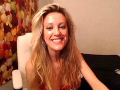 Blonde Fellation Webcam