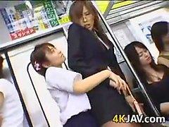 Asian Schoolgirl And Her Teacher