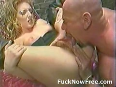 Guy Fucks Biggest Pussy Ever!
