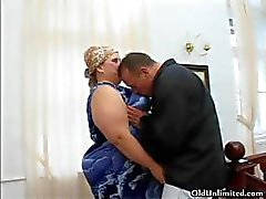 BBW mature housewife loves sucking big part2