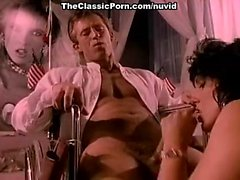 Jeanna Fine, Buck Adams in stunning beauty of Jeanna Fine