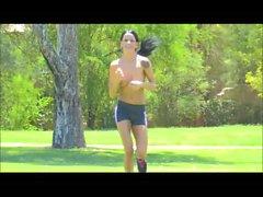 Arizona's Mya - sporting girl