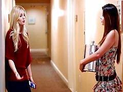 Charlotte and Natasha making love