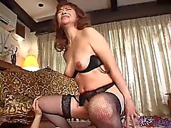 Japanese Mom and NOT her Son Part 4 unsencored
