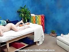 Gulligt blond tonåring snäva fitta allvarliga massagen fan