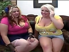 Bella Buxom and Scarlett Enjoying Each Other's Company
